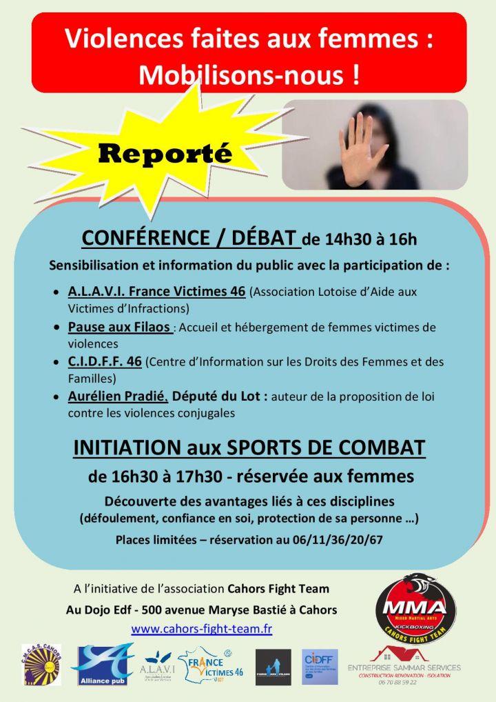 Affiche REPORT Violences faites aux femmes -Intervenants A4.jpg